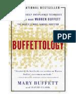 New Buffettology Pdf