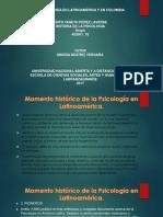 Psicologia en America Latina y Colombia