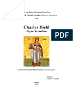 Charles Diehl-figuri Bizantine