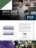 BBBSMC FY17 Annual Report