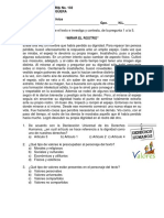 examen Formacion civicay etica 2do secundaria