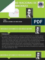 Modelo Atomico Neils Borh