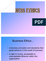Busines Ethics