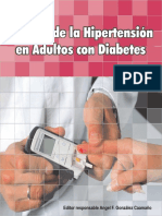 Hipertension y Diabetes en Adultos