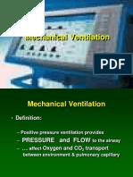 Mechanical Ventilation Basic Modes