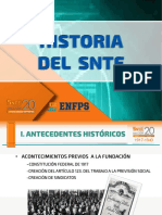 Historia Del Snte Enfps