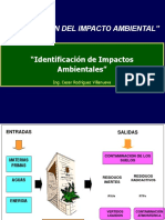 Ident.mpacto Ambiental