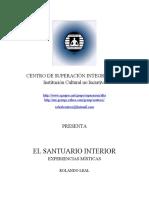 Leal Rolando - El Santuario Interior - Experiencias Misticas.pdf