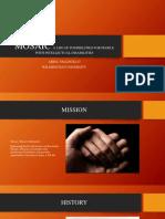 ahs 8100 agency report   presentation