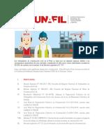 Los Trabajadores de Construcción Civil en El Perú Se Rigen Por Un Régimen Especial