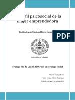 Perfil Psico Social Emmpreddor
