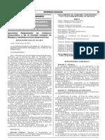 REGLAMENTO DE GOBIERNO CORPORATIVO Y LA GESTION INTEGRAL DE RIESGOS-S.B.S N° 272-2017