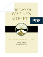 TheTao of Warren Buffett