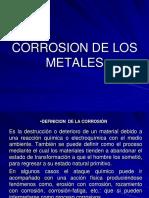 Corrosion de Los Metales III Reg