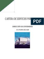 Cartera de Servicios Hu Puerta Del Mar de Cadiz 08-09