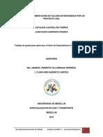Guía de Instrumentación en Taludes Intervenidos Por Un Proyecto Vial