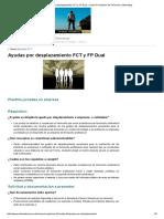 Ayudas Por Desplazamiento FCT y FP Dual » Ciclos Formativos de Comercio y Marketing