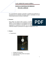 Ensayos de Calidad Del Cemento Asfáltico Ciclo IV