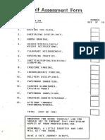 DSA Driving Assessment
