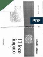 CALASSO el loco impuro.pdf