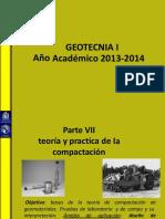 Geotecnia 1 Parte VII