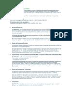 Gestión y Estudios Ambientales de la empresa SAVIA PERÜ