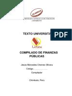 Compilación Finanzas Publicas 2016 1 Uladech