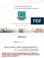 Presentasi Qurban Tangsel 2017
