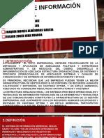 Sistema de Información Gerencial Expo