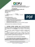 Arquivamento PAJ- Iracema