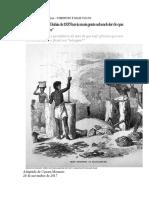 Bahia 1835 Mais Escravos Letrados Do Que Senhores