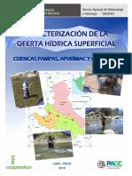 Caracterizacion Oferta Hidrica Pampas Apurimac Urubamba.pdf