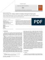 Determining the residual alcohol in biodiesel through its flash point.pdf