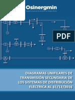 DU Transmisión Secundaria Distribución 2016