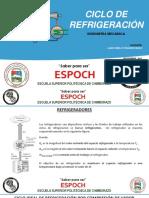 Capitulo 2.2 - Ciclo Refrigeracion - Presentacion