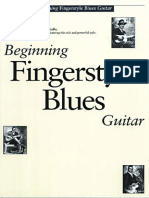 Arnie Berle - Beginning Fingerstyle Blues Guitar