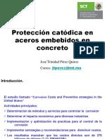 Presentacion Proteccion Catodica UNAM 2008