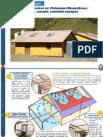 Modelo de una Casa de Adobe