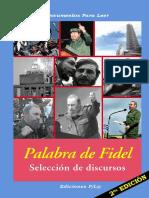 Fidel Castro Seleccion de Discursos