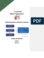 """Actividad 5 módulo 5 """"Estructura y Elementos"""""""