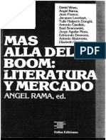 7661-Rama, Angel - El Boom en Perspectiva