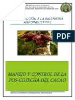 Informe de Post-cosecha Odeins