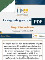 Socializacion VXIII Encuentro Lideres