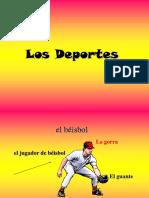 Los Deportes Powerpoint