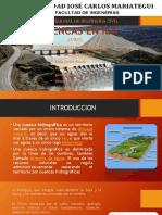 Cuencas Departamento Ica Erika