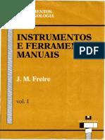 Fundamentos de Tecnologia Vol 1 J M Freire