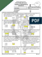Examen de Subsanacion y Temario