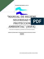 Manual de Hspa Recport
