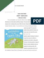educ 4709 - book cafe paper