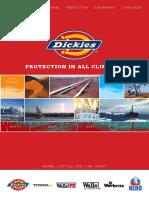 Dickies - Oil&Gas UK 2016